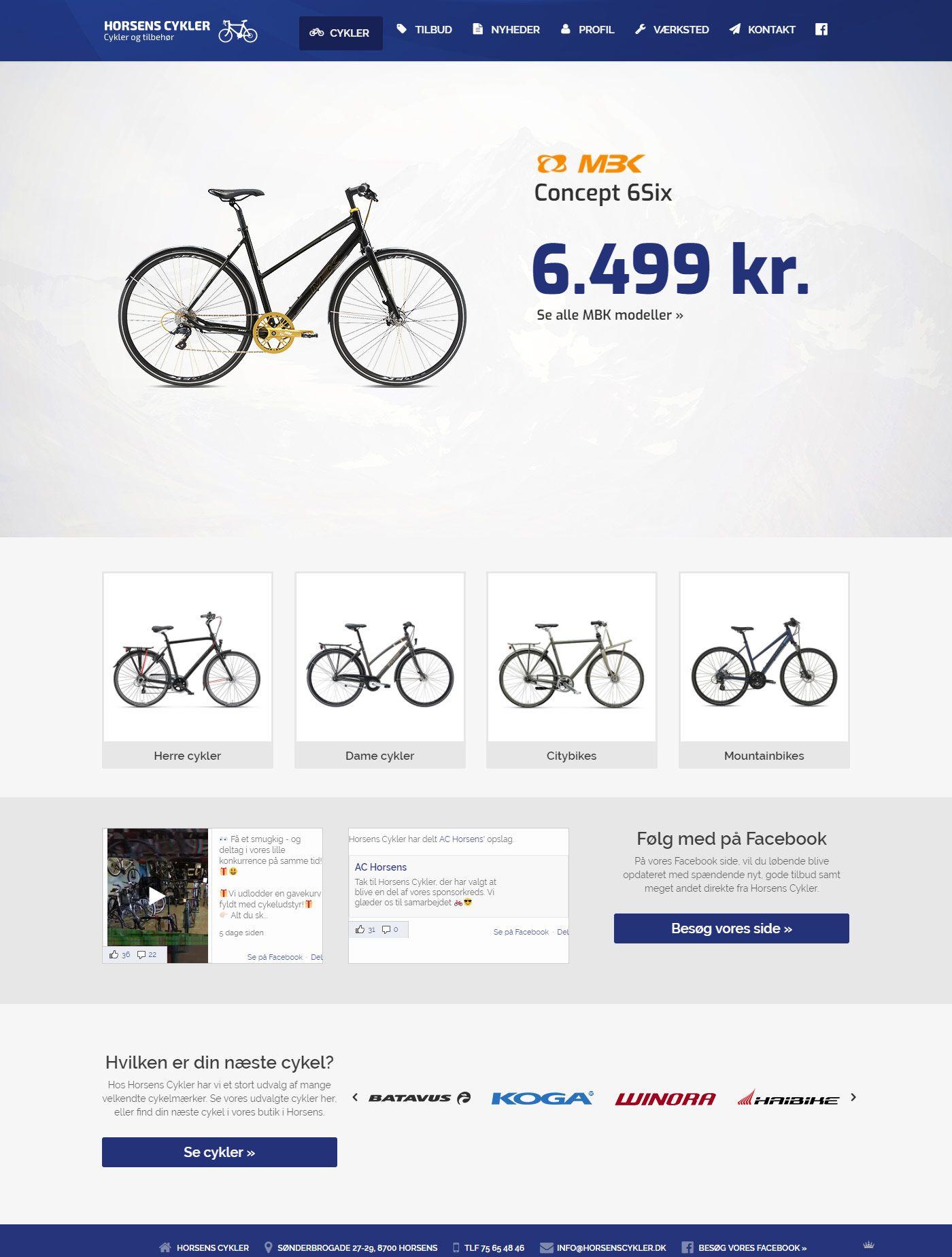 After-Horsens Cykler